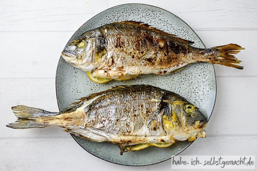 Fisch vom Grill