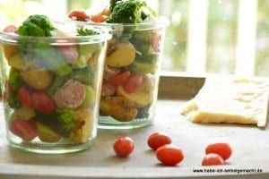 Lieblings Kartoffelsalat