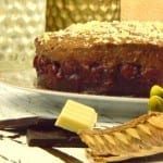 Omas Kirsch Haselnuss Torte