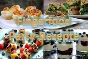 Banner Fingerfood