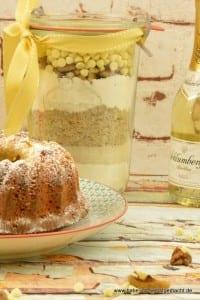 Champagner Mandarinen Kuchen