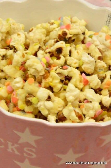 popcorn selber machen fasching silvester. Black Bedroom Furniture Sets. Home Design Ideas