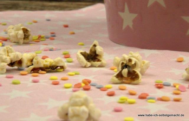 Popcorn selber machen