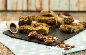 Gesunde Superfood Granola Bars