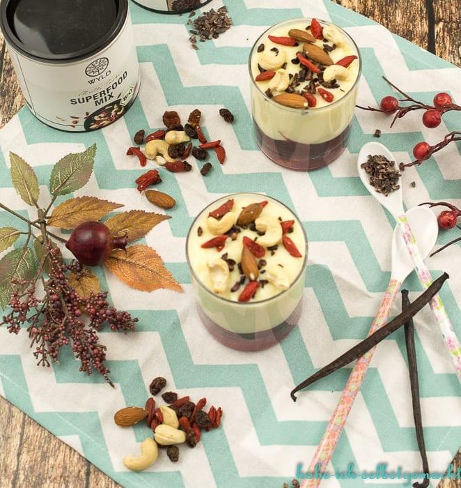 kirsch-vanille-dessert