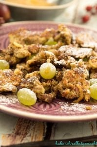 Low Carb Healthy Kaiserschmarrn
