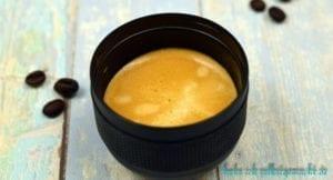 Wacaco minipresso Portable Espresso Machine - Wunderschöne Crema