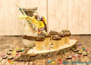 Backmischung Kinder Muffins