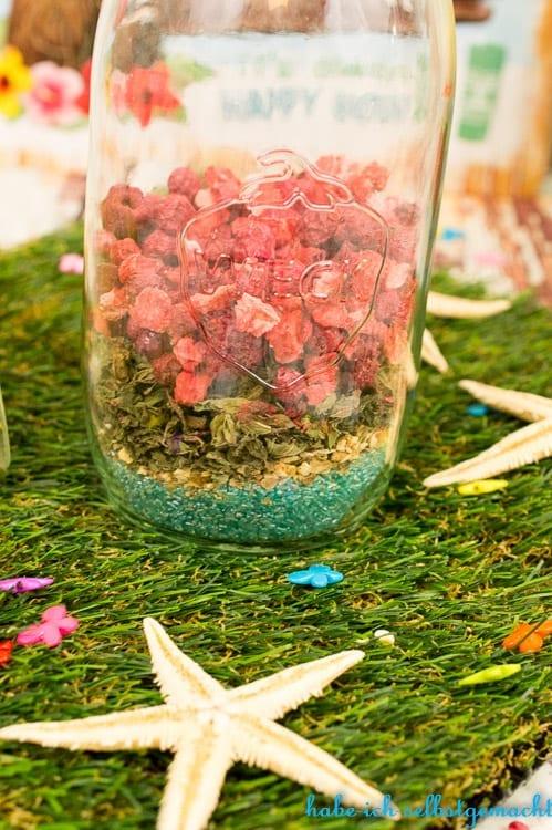 Cocktail Erdbeer Mojito