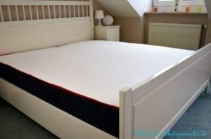 Test der Yumi Matratze von Matratzen Concord - Aus zwei einzelnen Matratzen wird eine große