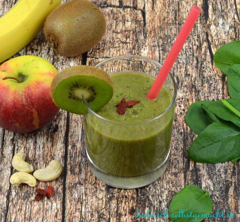 Green Smoothie - Vitamin Bombe