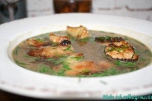 Brezensuppe