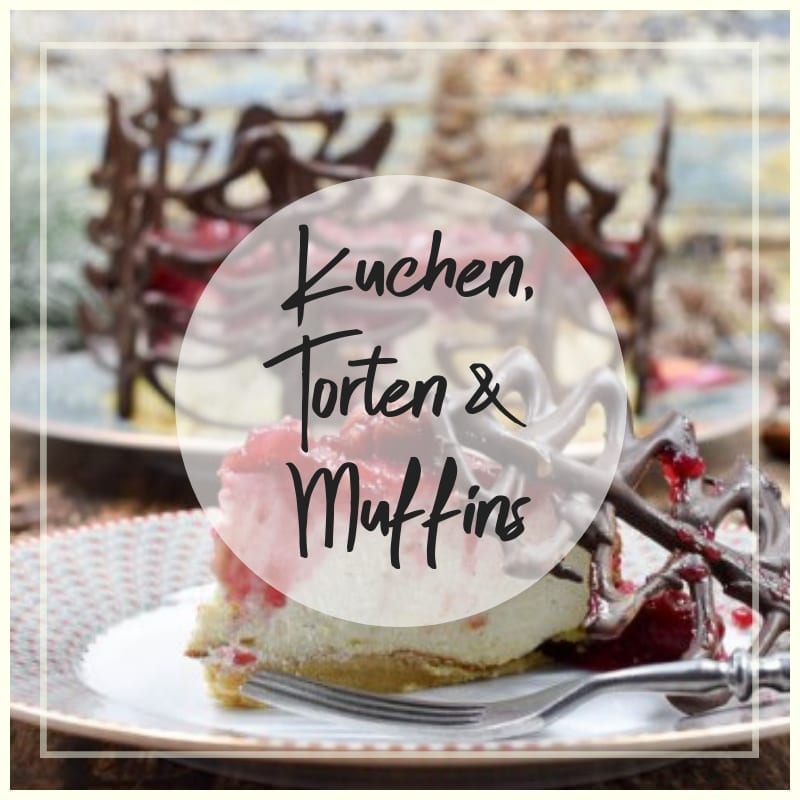 Kuchen, Torten und Muffins