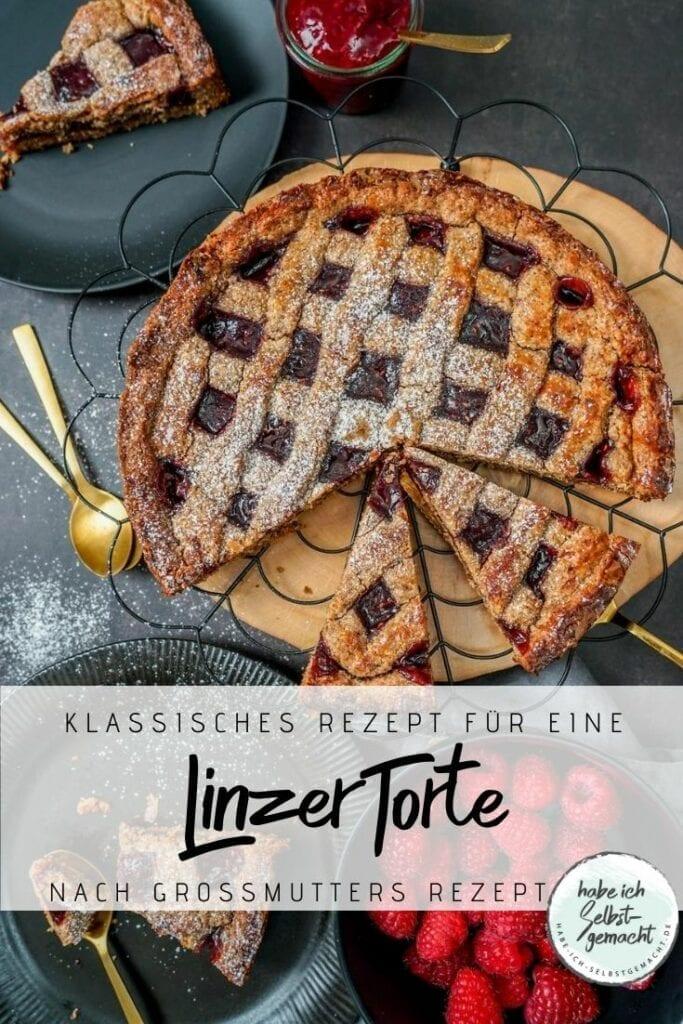 Klassische Linzer Torte