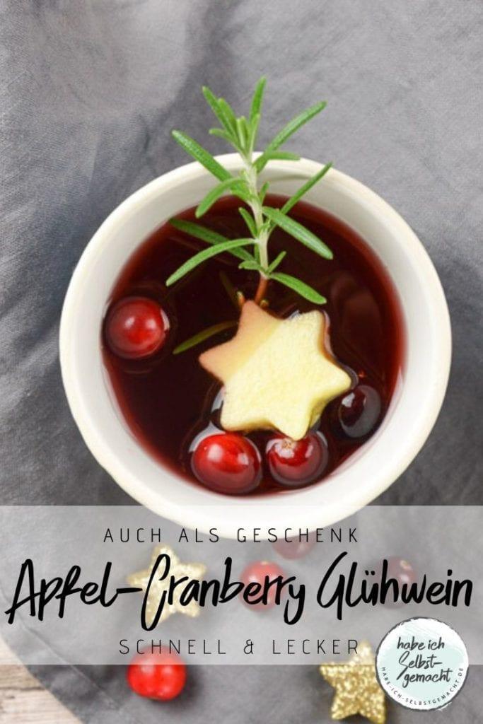 Cranberry Glühwein