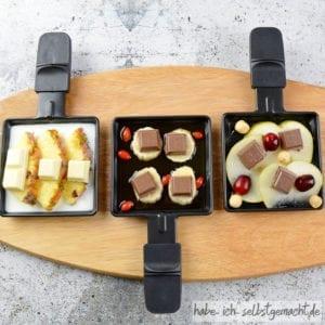 Der beste Raclette Nachtisch