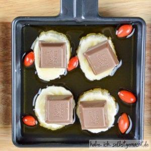 Raclette Nachtisch