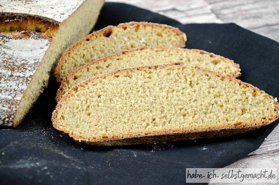 Kamut Vollkorn Sauerteig Brot