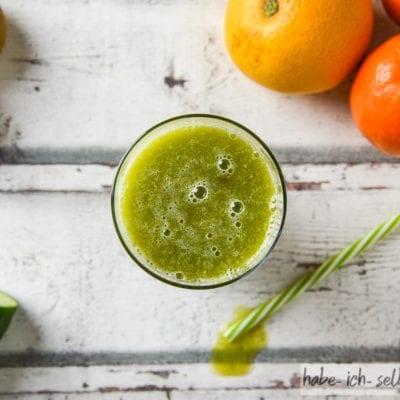 Der perfekte Vitamin C Erkältungs-Killer Saft