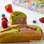 Himbeer-Matcha Kuchen