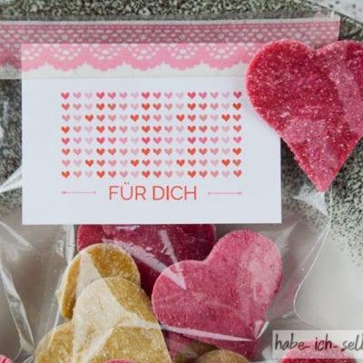 Verliebte Herznudeln – Romantisches Gericht, nicht nur zum Valentinstag