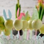 Bunte Cake-Pops für Ostern