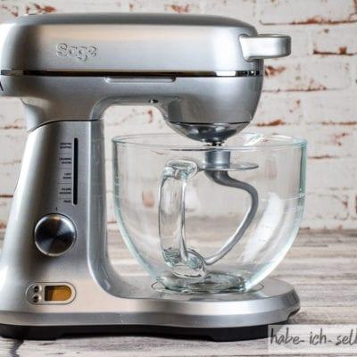 Test der Küchenmaschine 'The Bakery Boss' von Sage