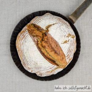 Weizenmischbrot - Tolle Kruste