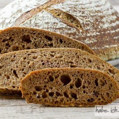 Brot #46 – Brombeere Karotte Brot