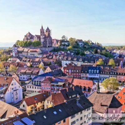 Ein entschleunigtes Wochenende in Breisach am Rhein