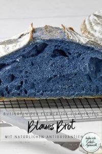 Blaues Brot Rezept