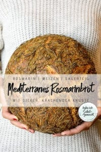 Mediterranes Rosmarin Brot