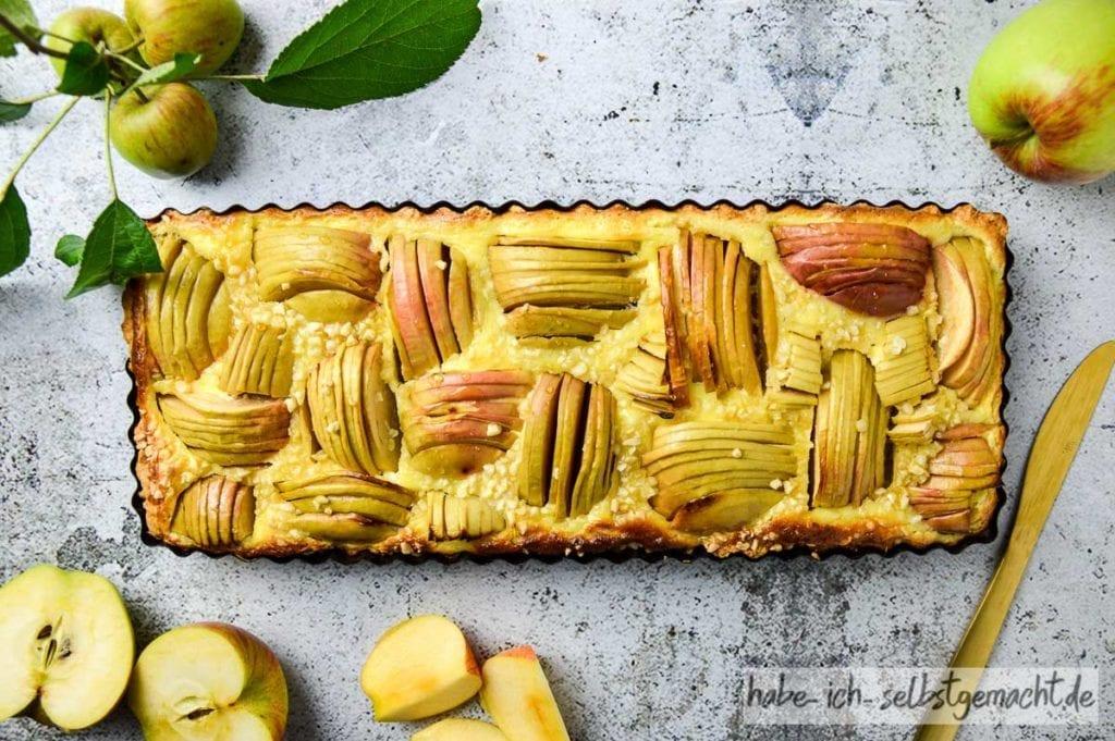 Der perfekte Apfelkuchen