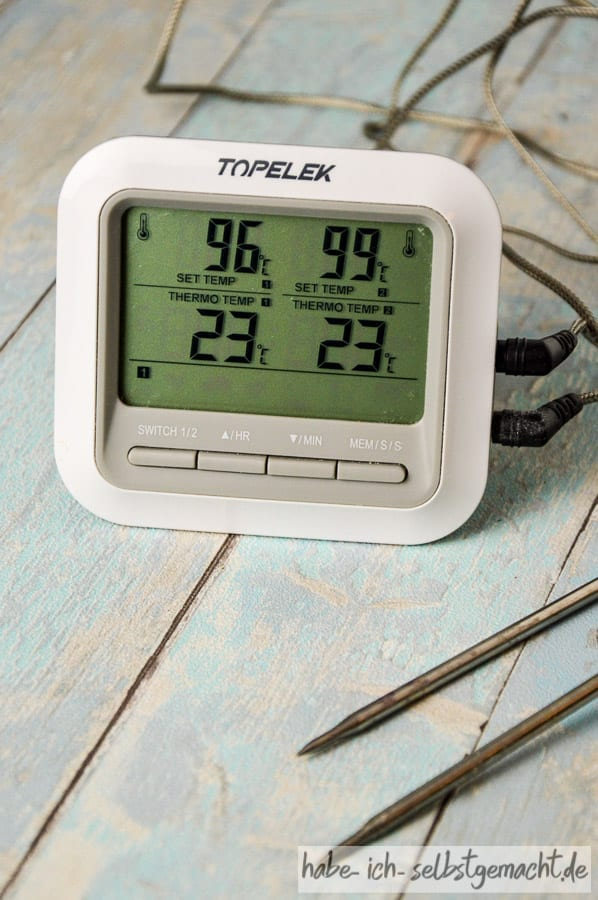 Digitales Grillthermometer