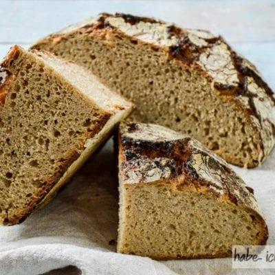 Brot #44 – Helles Roggen Sauerteigbrot