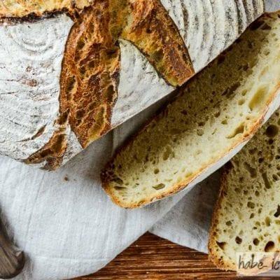 Brot #45 – Hafermischbrot mit Sauerteig