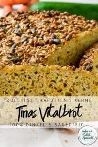 Tinas Vitalbrot Rezept