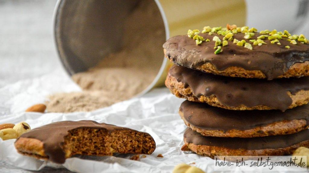 Protein Fitness Lebkuchen