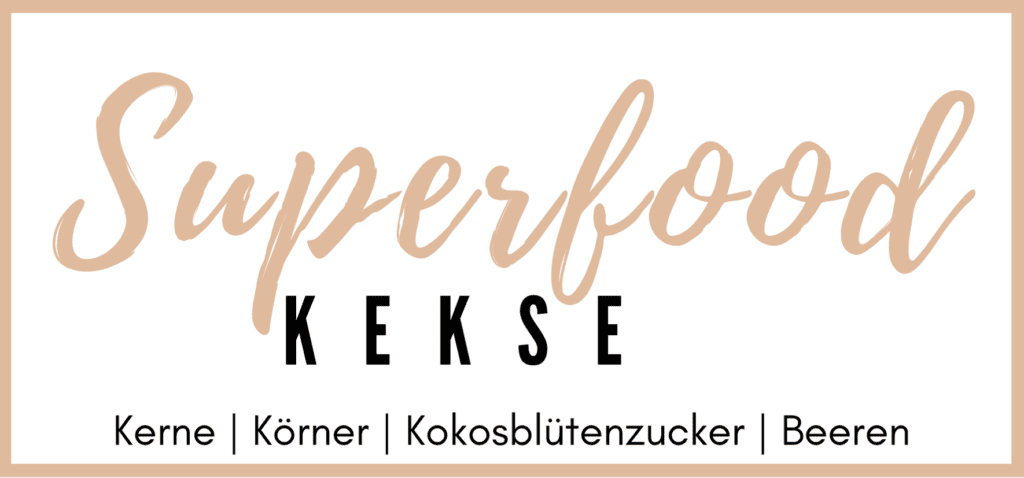 Superfood Kekse Etiketten Freebie