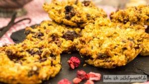 Gesunde Christmas Cookies - Backmischung
