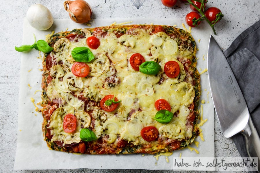 Low Carb Spinat