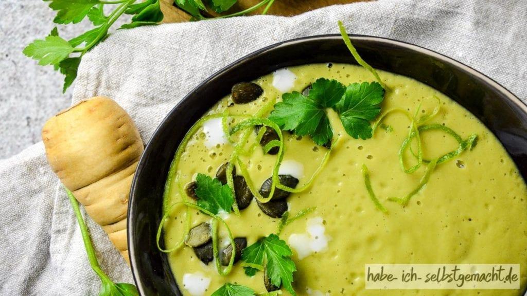 Brokkoli Pastinaken Suppe Titelbild 2