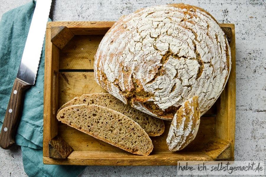Reines Emmer Brot