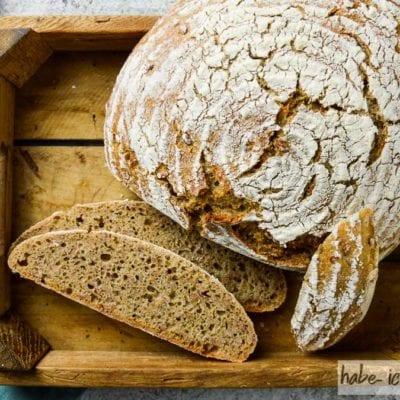 Brot #57 – Emmer Brot