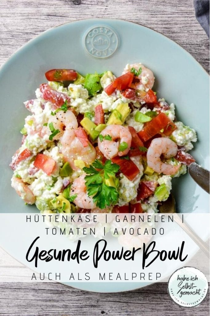Gesunde Power Bowl