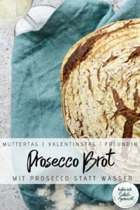 Prosecco Brot