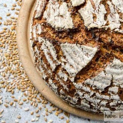 Brot #59 – 6-Korn Vollkornbrot