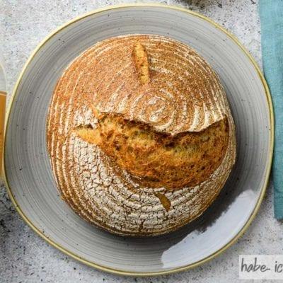 Brot #60 – Bierbrot als Backmischung im Glas