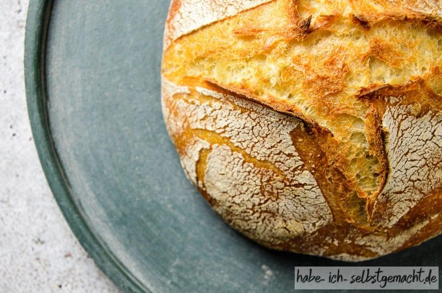 Einfaches Brot Rezept für Anfänger