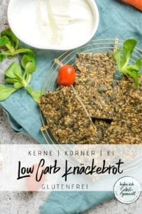Low Carb Knäckebrot